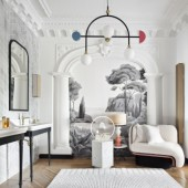 Tubes returns to Madrid with its designer radiators selected to furnish three different settings at Casa Decor 2021