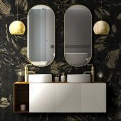 Tex Prestige by Instabilelab:  the strength and the intensity of gold now also in the bathroom