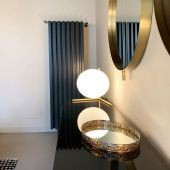 Tubes radiators are perfect for living areas